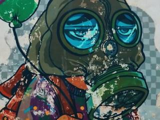 artistas urbanos