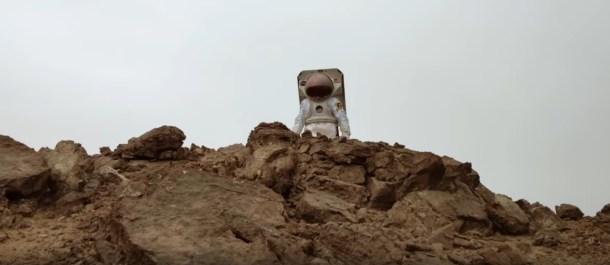 astronauta Isla Devon