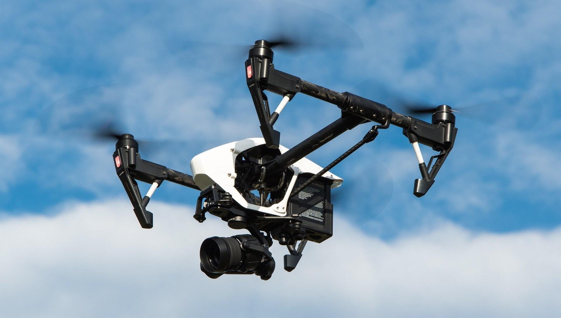 Cómo EE.UU. emplea drones para detectar posibles casos de Covid-19