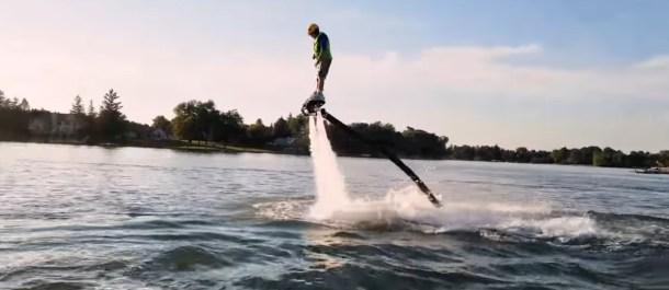 flyboard water