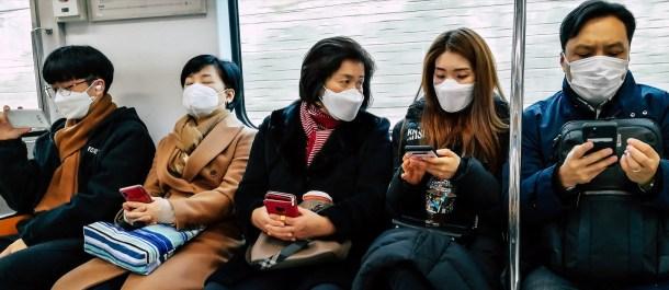 metro mascarillas