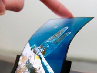 pantallas plegables flexibles OLED tecnologia smartphones