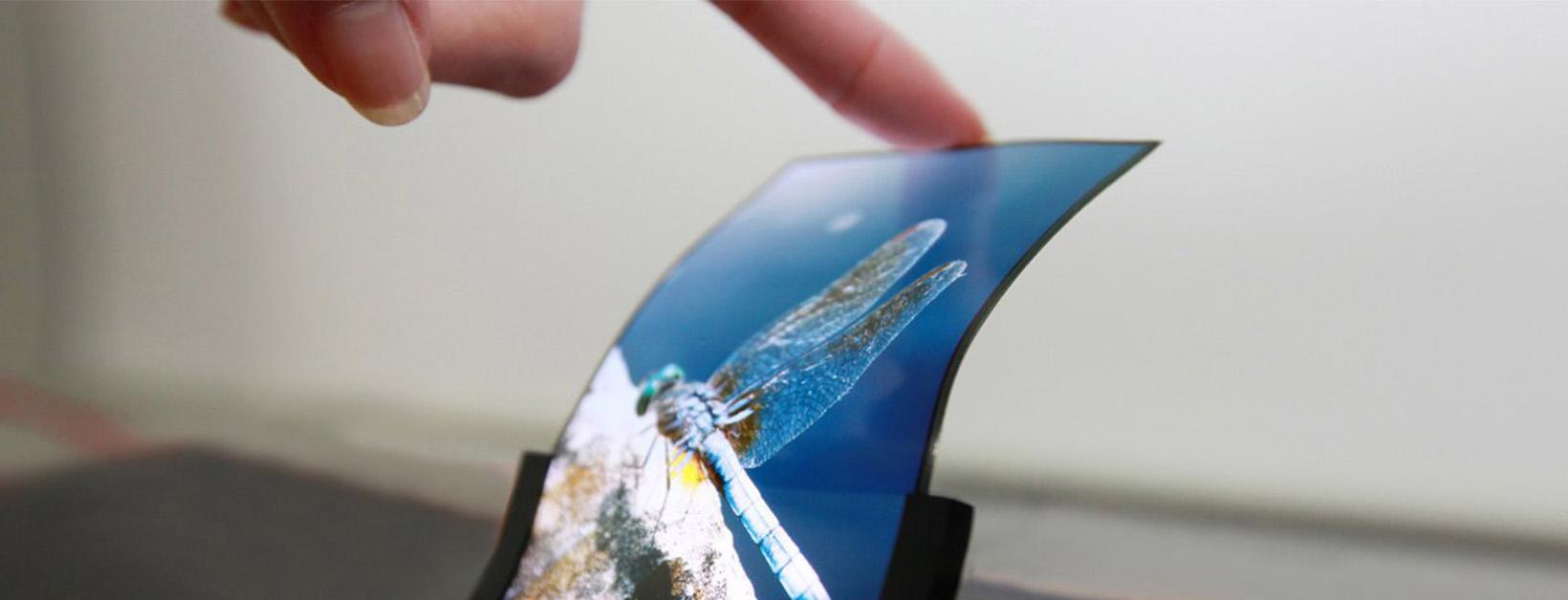 ¿Por qué las nuevas pantallas plegables no se rompen?