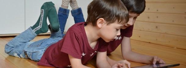 Consejos para que tus hijos disfruten de Internet con seguridad