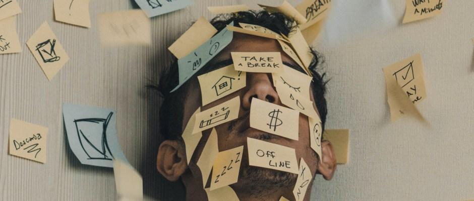 ¿Cómo reducir el estrés en el trabajo?