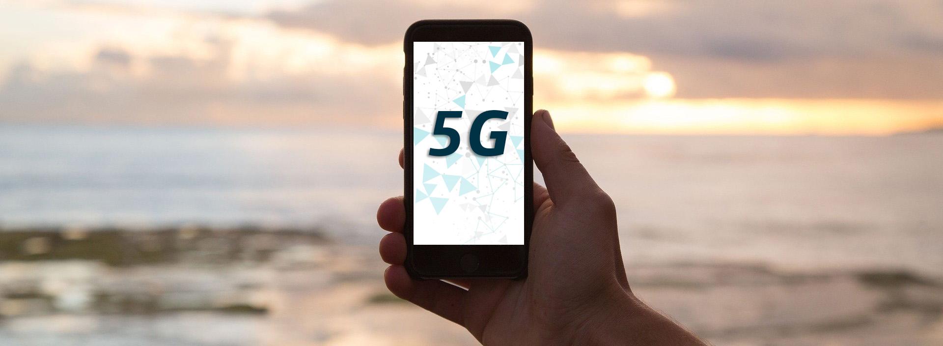 Cómo configurar tu teléfono para acceder a la red 5G
