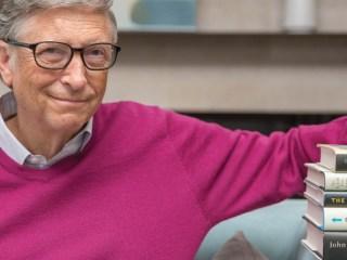 Bill Gates libros verano