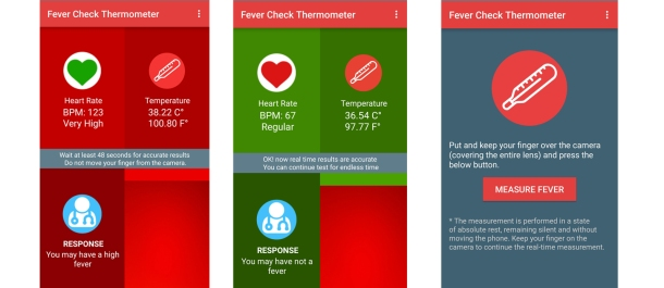 apps controlar temperatura