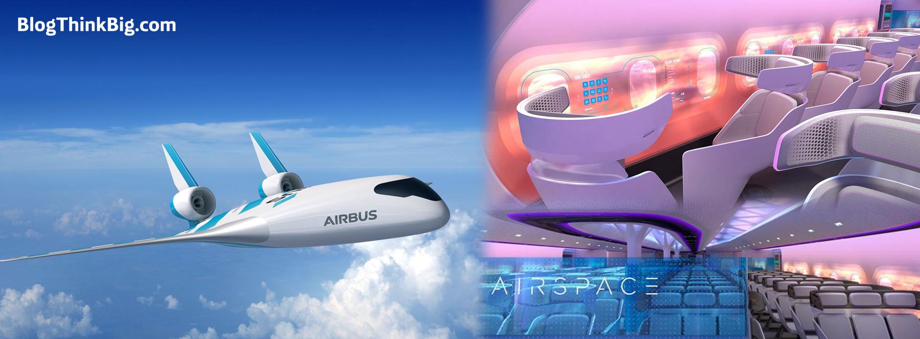 Maveric, el nuevo modelo de Airbus que pretende revolucionar la aviación comercial