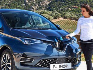 Batería de los coches eléctricos