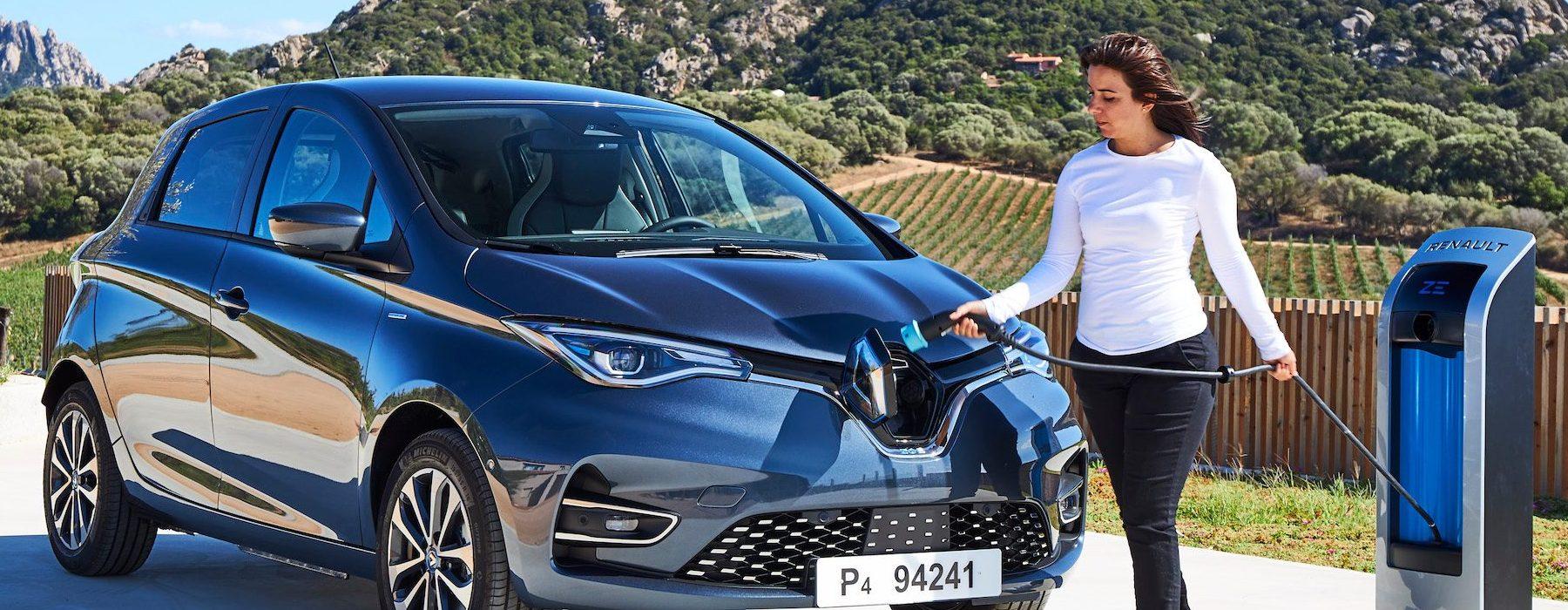 Las baterías de los coches eléctricos pueden servir de ayuda en las granjas solares