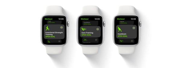 Las novedades de Apple WatchOS 7 que enamorarán a cualquier deportista