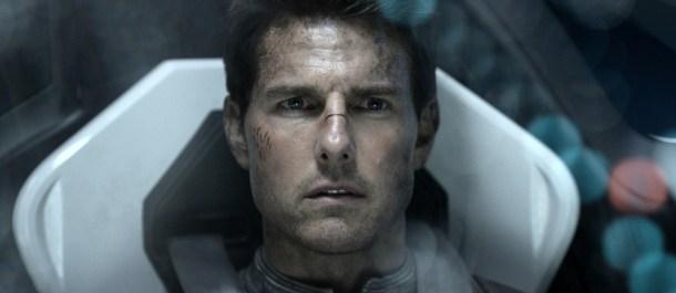 Oblivion Tom Cruise película espacio