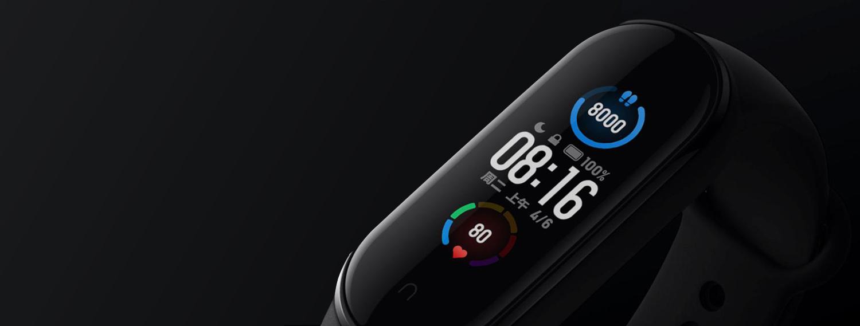 Nueva Xiaomi Mi Band 5: carga inalámbrica, más pantalla y alguna que otra novedad