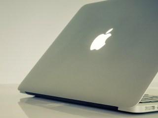 apple mac ordenador portatil
