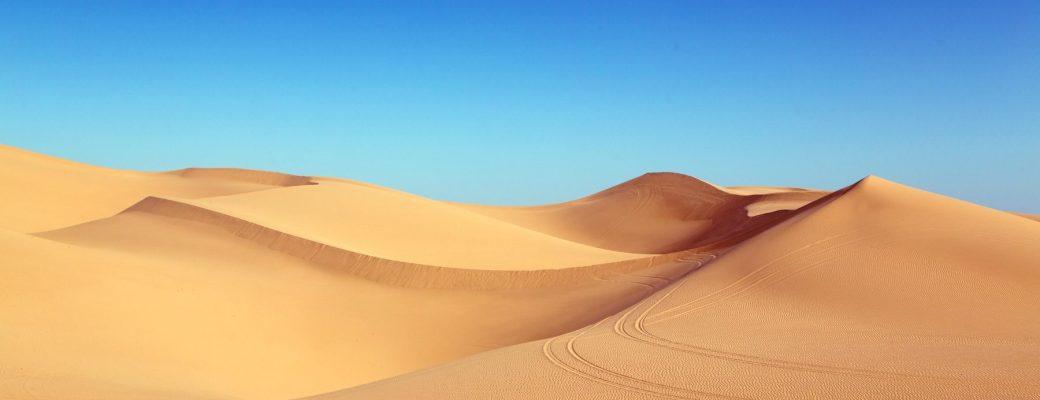 Desierto, temperatura