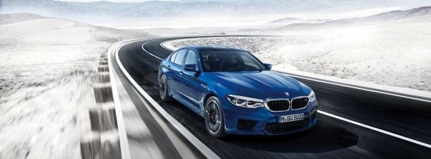 BMW eleva el límite: trabaja en un eléctrico de 1.000 caballos