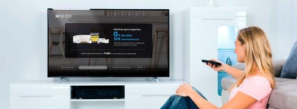 Living App Movistar Prosegur Alarmas en Movistar+: aprende cómo reforzar la seguridad de tu hogar desde la TV
