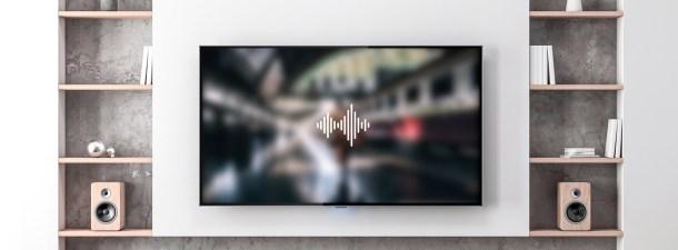Controlar la televisión a través de la voz: ¿Una nueva era dorada?