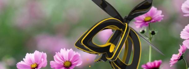 ¿Pueden los drones polinizar como las abejas?