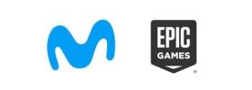 Conseguir skins de Fornite y juegos de Epic Store es ahora más fácil con Movistar