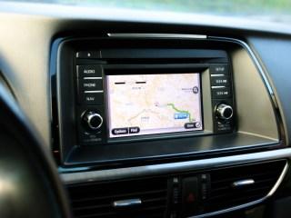 Electrónica en un coche