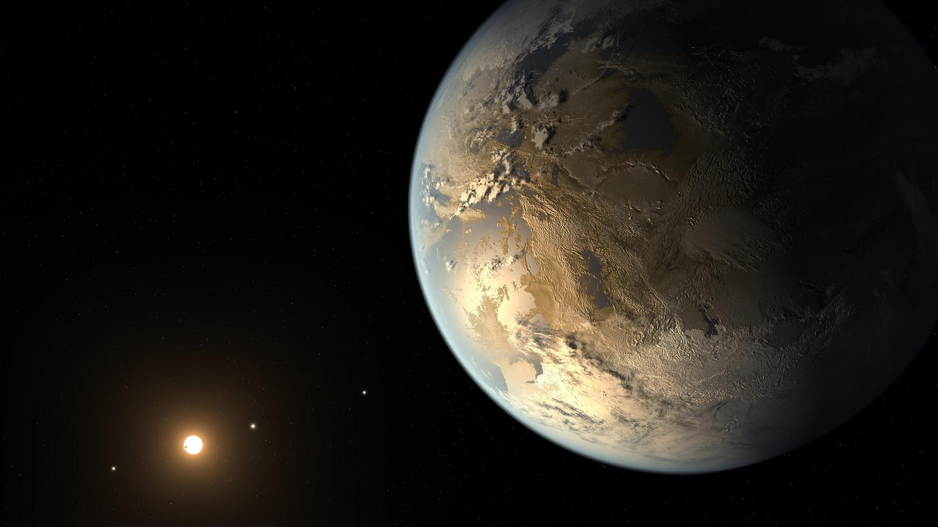 Se confirma: Proxima Centauri tiene su propia Tierra