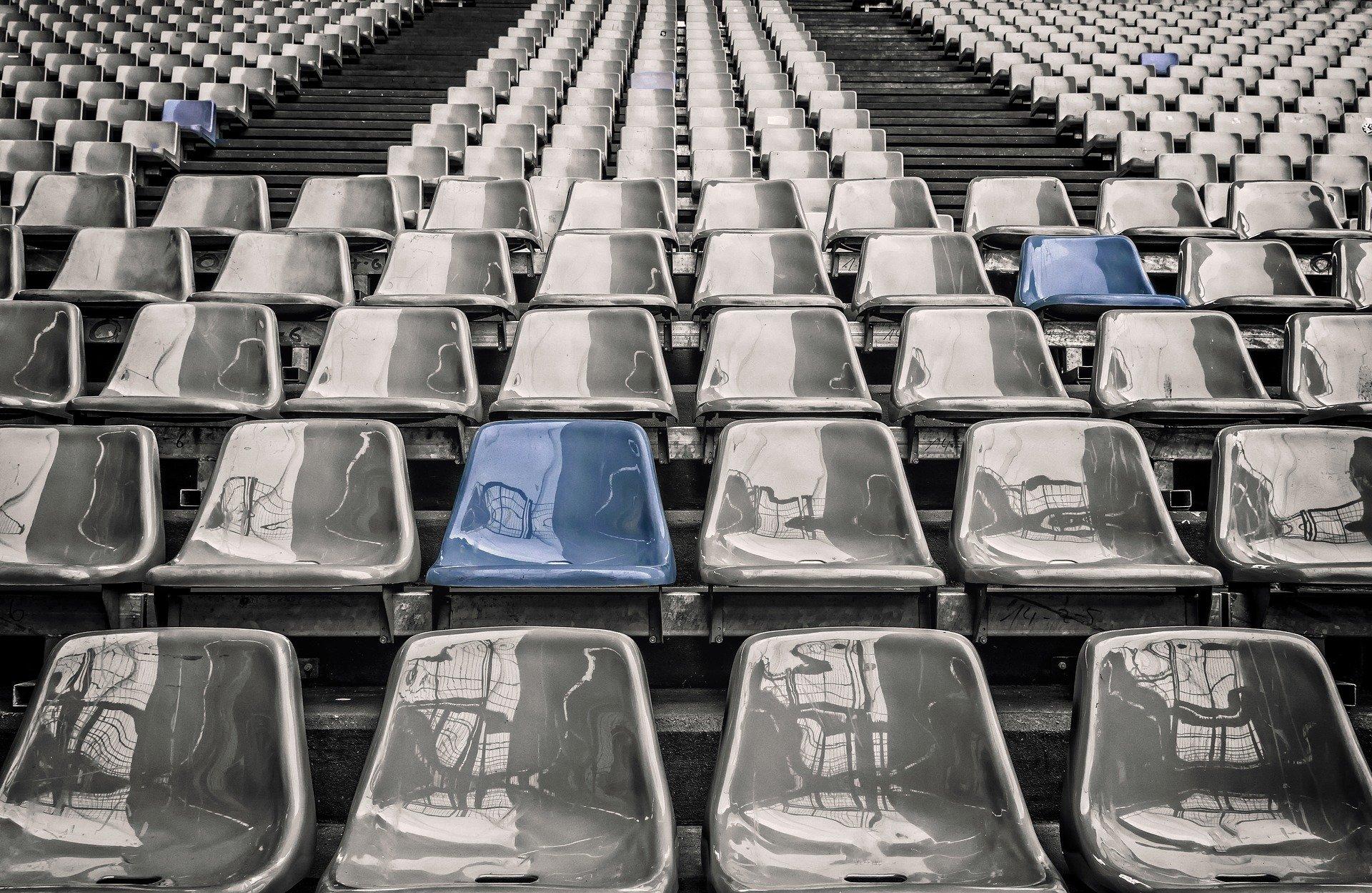 Realidad aumentada para combatir estadios de fútbol vacíos
