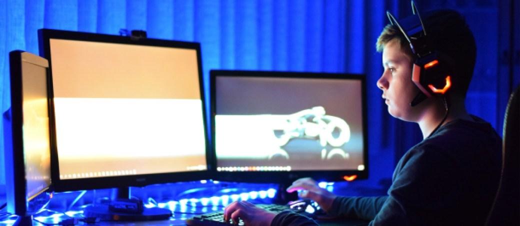 ojo seco abuso videojuegos luz pantallas