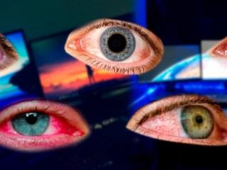 cómo afectan las pantallas a los ojos