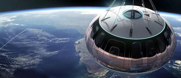 globo estratosfera space perspective