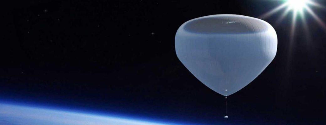 Globo, estratosfera, NASA, Vía Láctea