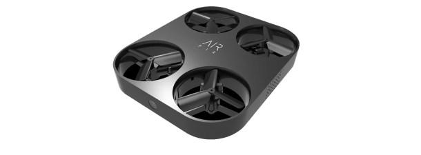 Saca tus selfies desde el cielo con esta mini-cámara voladora