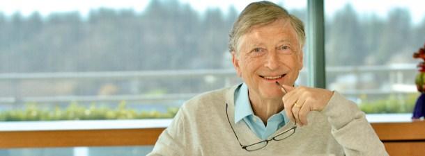 10 frases de Bill Gates que cambiarán tu perspectiva de la vida