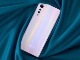 LG Velvet 5G smartphone teléfono móvil