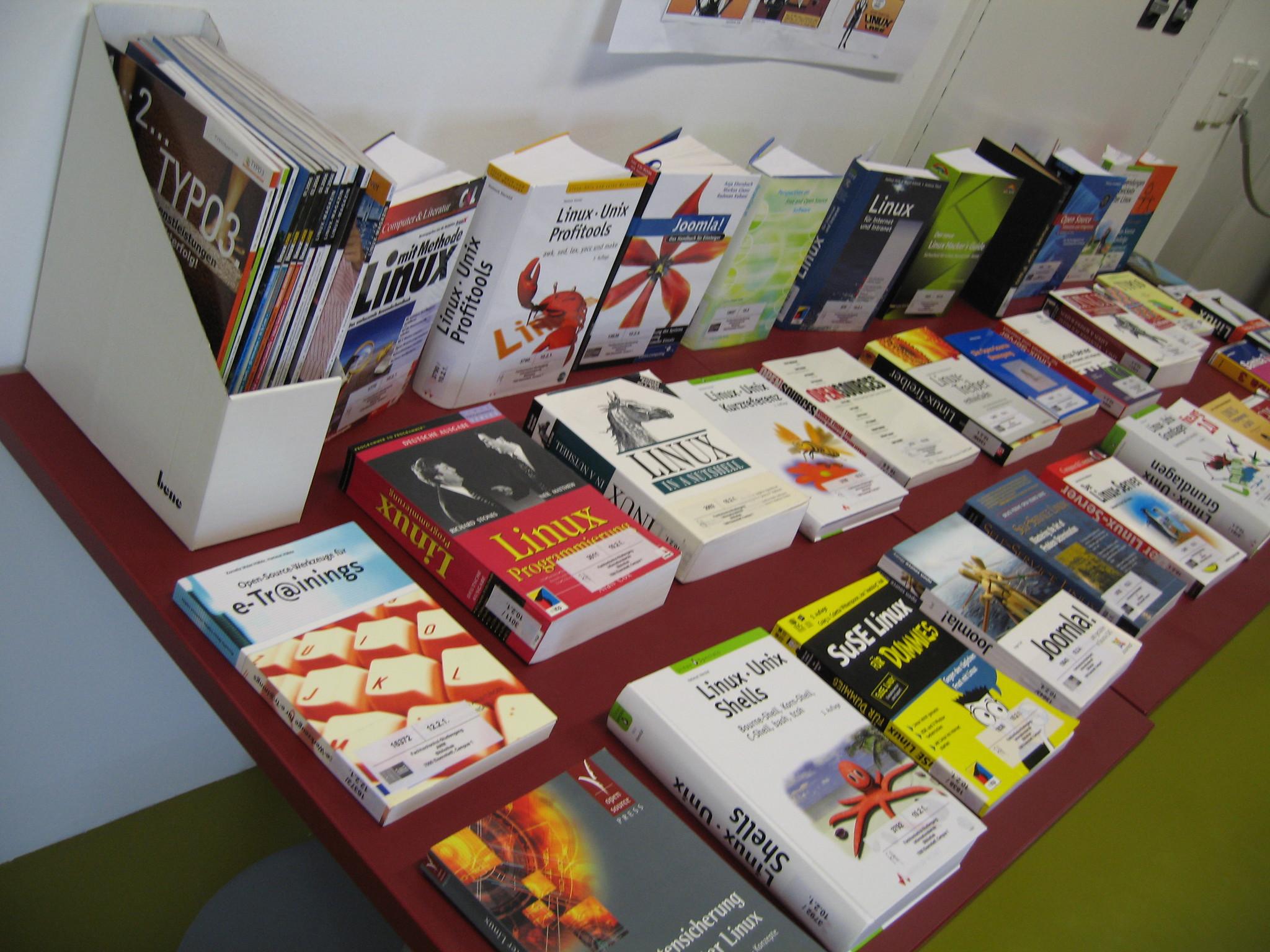 Los mejores libros para aprender más sobre Linux