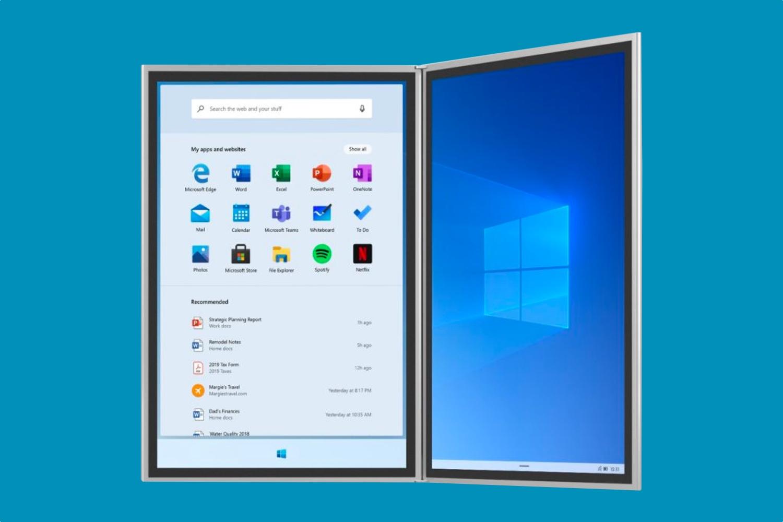 Échale un vistazo a Windows 10X con Microsoft Emulator