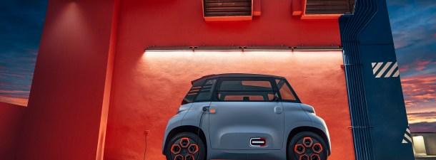 Citroën ha construido un eléctrico que venderá a 6.000 euros