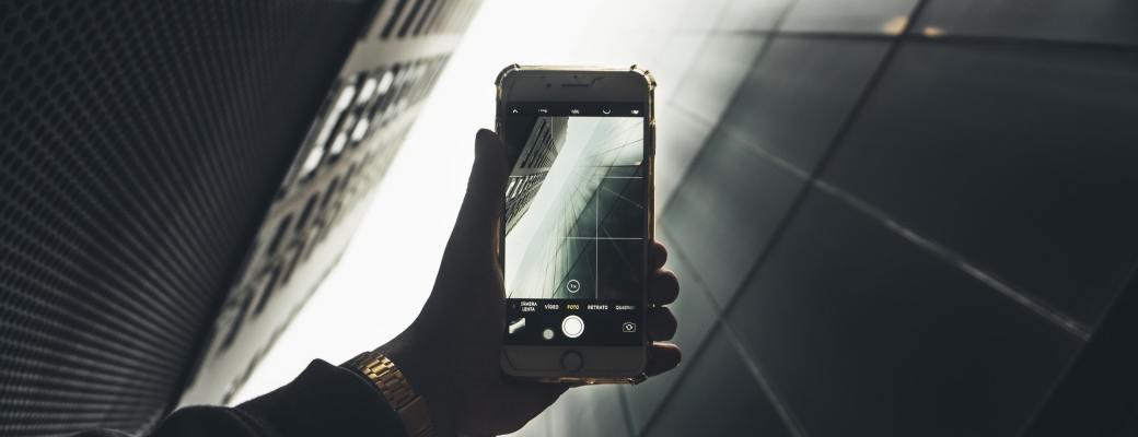 smartphone cámara telefono movil apple
