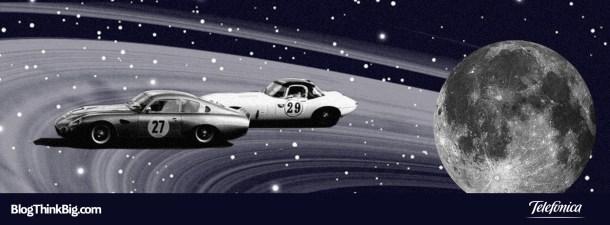 La primera carrera de coches en la Luna tiene fecha: 2021