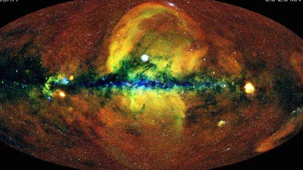 mapa del Universo