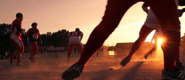 fútbol aire libre