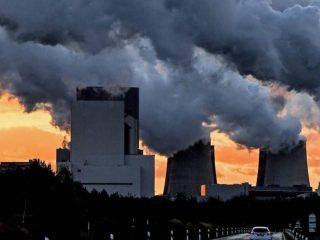 Dióxido de carbono, contaminación, calentamiento global