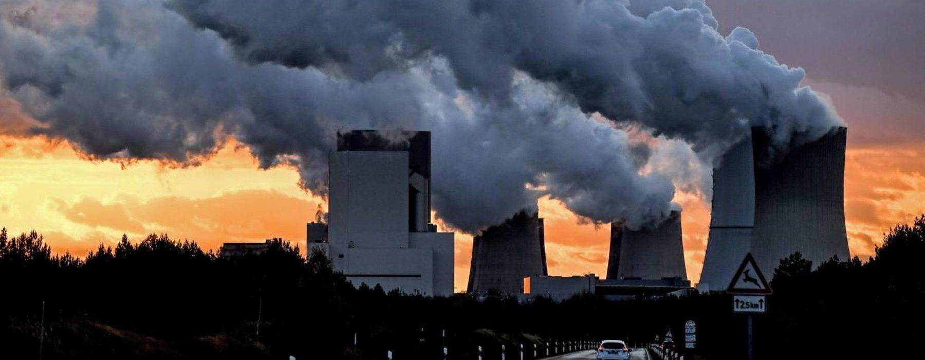 Ya tenemos el récord de mayor concentración de dióxido de carbono en la atmósfera