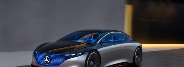 Mercedes-Benz se cubre las espaldas en los eléctricos