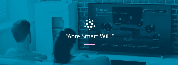 """Abre Smart WiFi"": entra en la App a través del Mando Vocal Movistar+"