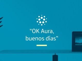 OK Aura, buenos días