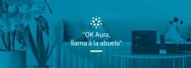 """""""OK Aura, llama a la abuela"""": cómo llamar desde Movistar Home"""