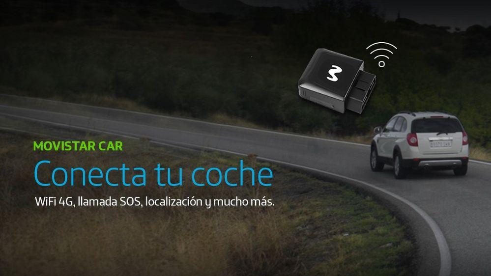 ¿Dónde se conecta el Movistar Car? Te indicamos cómo activarlo