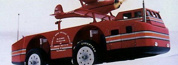 Antarctic Snow Cruiser, el vehículo de investigación que tuvo un fatal desenlace